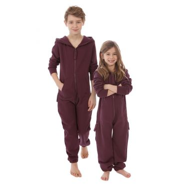 Combinaison marron All Color Enfant