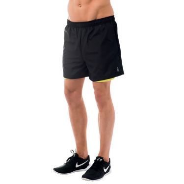 Aim High Short 2-en-1 Noir