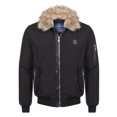 Manteau Hiver Noir