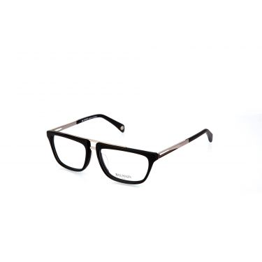 Monture optique simple noir mate