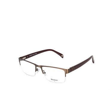 Monture optique simple brun