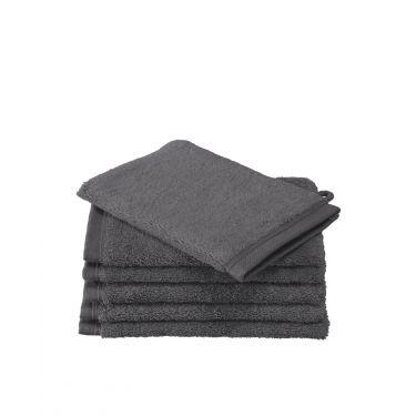 Lot de 6 gants gris foncé