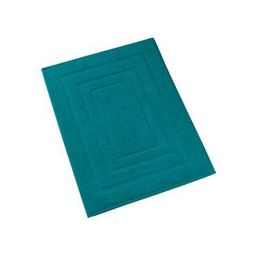 Tapis de Bain 50x75 cm bleu canard