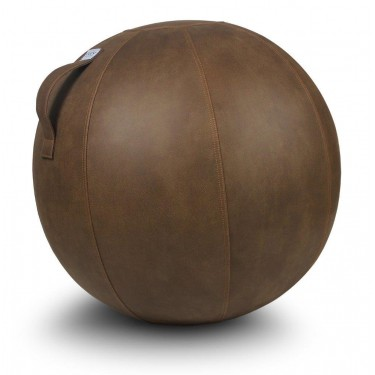 Seating ball cognac