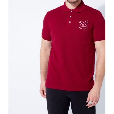 Polo Cross Bordeaux