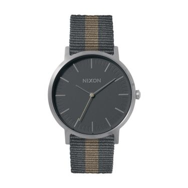 MONTRE Porter Nylon Gray / Taupe