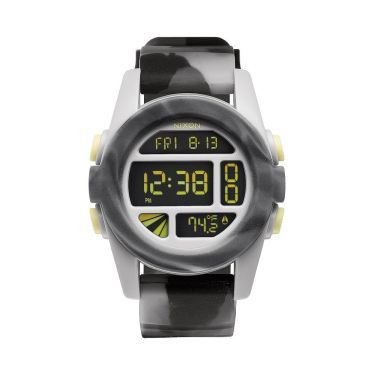 MONTRE Unit Marbled Black Smoke