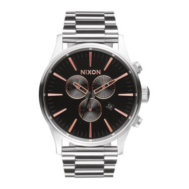 MONTRE Sentry Chrono Gray / Rose Gold