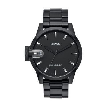 MONTRE Chronicle 44 Black / Gunmetal