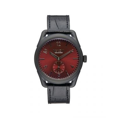 MONTRE C39 Leather Black Gator