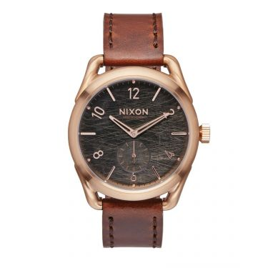 MONTRE C39 Leather Rose Gold / Brown