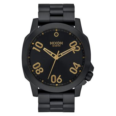 MONTRE Ranger 45 All Black / Gold