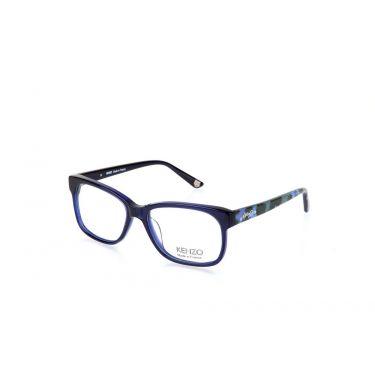 lunettes de vue Bleu/LEOPARD