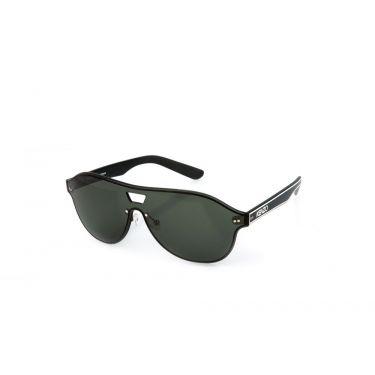 lunettes de soleil kaki