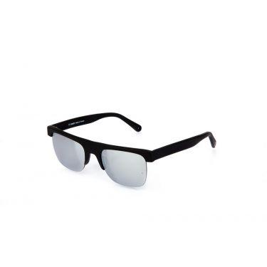 lunettes de soleil Noir Mat