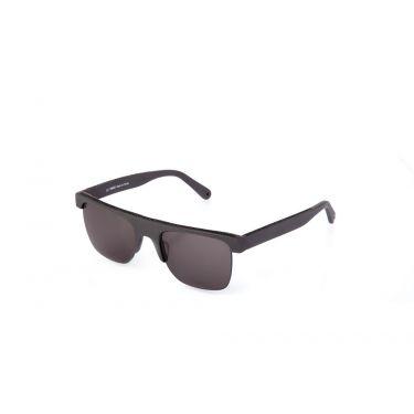 lunettes de soleil gris Mat