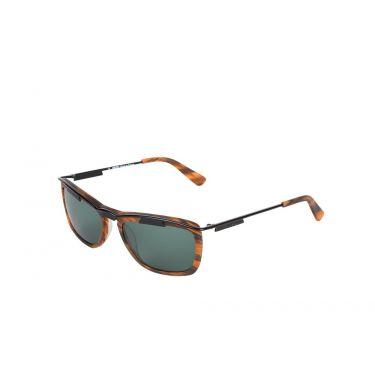 lunettes de soleil marron