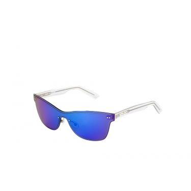 lunettes de soleil Miroir/bleu