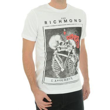 T-Shirt DAMOLANDIA BLANC