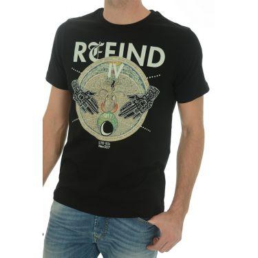 T-Shirt MATTIUSO NOIR
