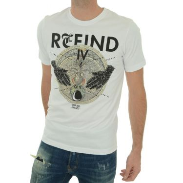 T-Shirt MATTIUSO BLANC