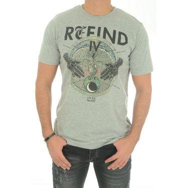 T-Shirt MATTIUSO GRIGIO MEL