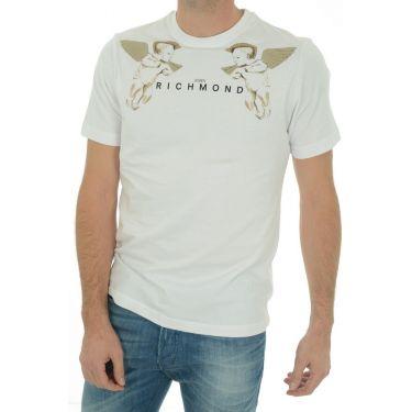 T-Shirt SATUBINA BLANC