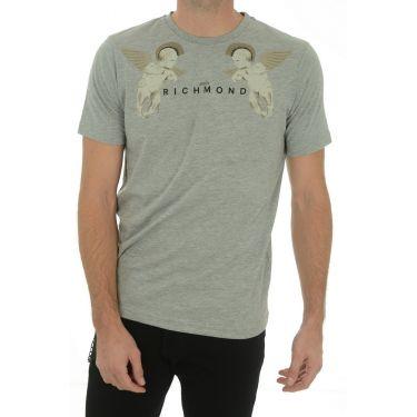 T-Shirt SATUBINA GRIGIO MEL