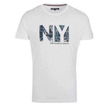 Tee Shirt - blanc NY