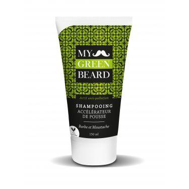 Shampooing accélérateur de pousse pour barbe