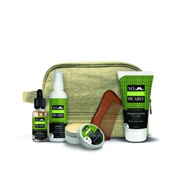 TROUSSE - Volume de la barbe