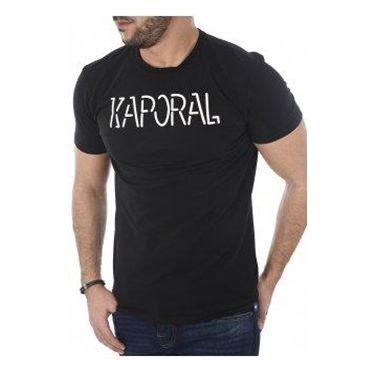 T-shirt Kaporal noir