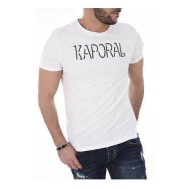 T-shirt kaporal blanc
