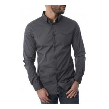 Chemise Grise Duly