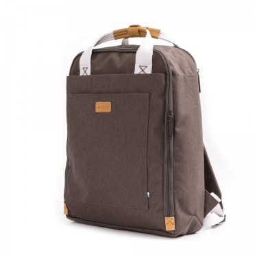 "Backpack Laptop 15,6 "" Mud"