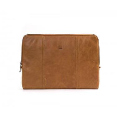 "Housse MacBook Pro 13 "" cognac"