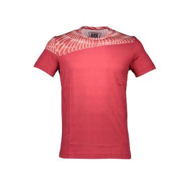 T-SHIRT manches courtes - rouge