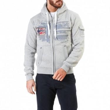 Sweatshirts Fohnson  gris-noir