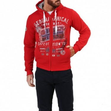 Sweatshirts Filliam  rouge