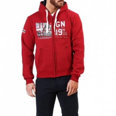Sweatshirts Falopark  burgundy