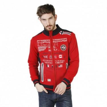 Sweatshirts Gerinos  rouge