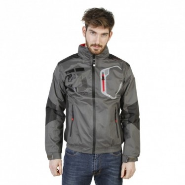 Jackets Calife dgris-noir