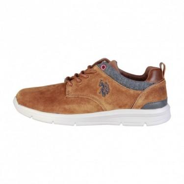 Chaussures à lacets Brun Automne/Hiver