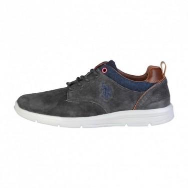 Chaussures à lacets Gris Automne/Hiver