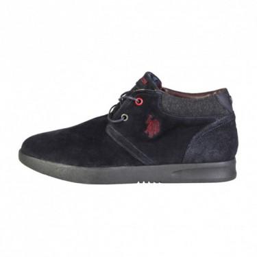 Chaussures à lacets Bleu Automne/Hiver