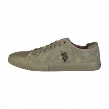 Sneakers Vert Automne/Hiver