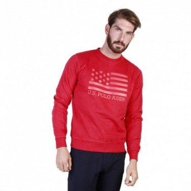 Sweat-shirts Rouge Automne/Hiver