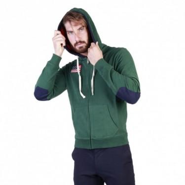 Sweat-shirts Vert Automne/Hiver