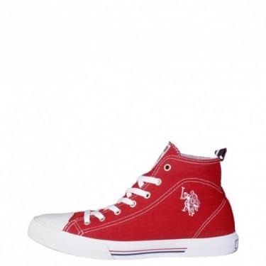 Sneakers Rouge Printemps/Été
