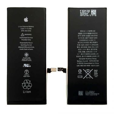 Batterie Origine iPhone 6 Plus 2915mAh - (616-0765, 616-0802, 616-0772, 616-0770)